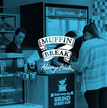 Muffin Break & Jamaica Blue