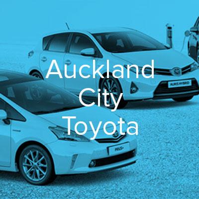Auckland City Toyota