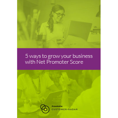 5 ways to grow your business with NPS